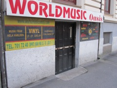 World Music Oasis